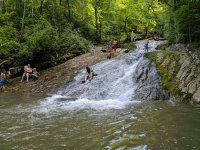 Roaring Run falls and Furnace Trail (Eagle Rock) - All You ...