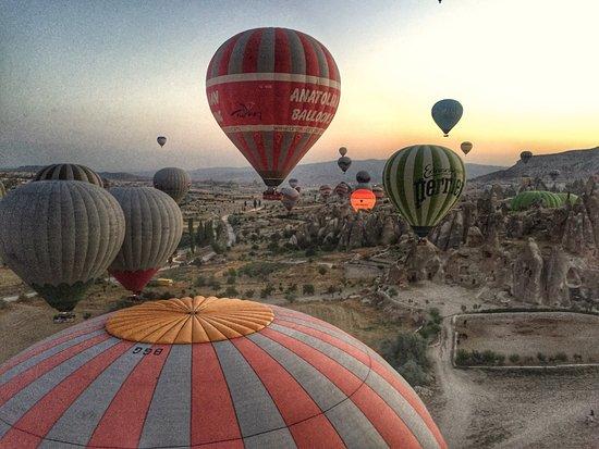 My fourth and BEST Balloon experience with Kapadokya Balloons! - 格雷梅卡帕多奇亞熱氣球的圖片 - Tripadvisor