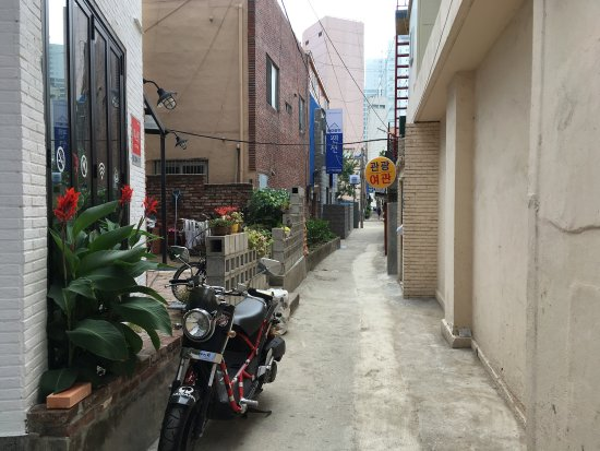 Sopoong Guesthouse Prices Hostel Reviews Busan South