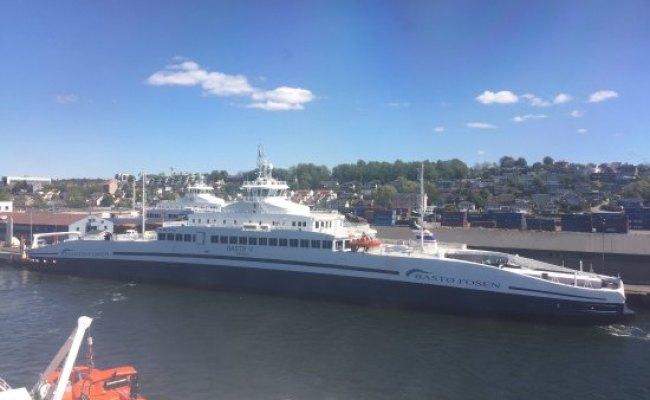 Bastø Fosen Ferries Picture Of Basto Fosen Ferries
