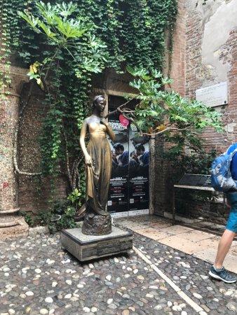 Casa di Giulietta  Picture of Casa di Giulietta Verona