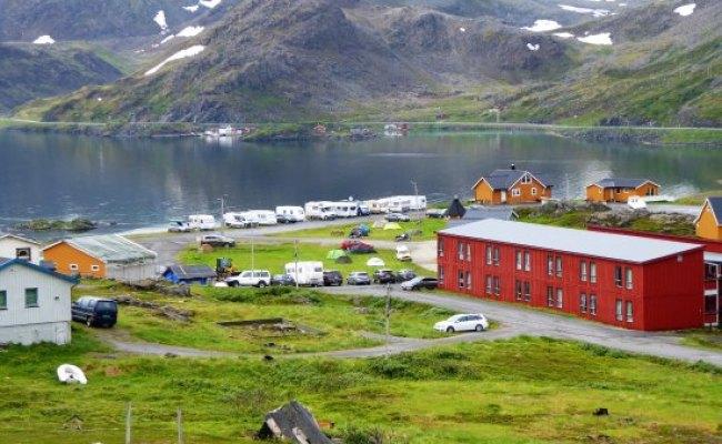 Hotel Mit Umgebung Picture Of Scandic Nordkapp