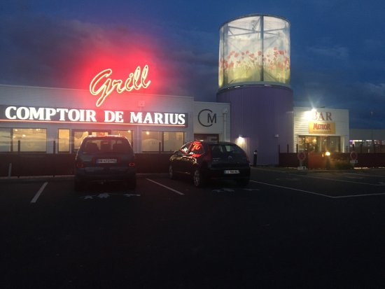 Review Of Le Comptoir De Marius Roye France