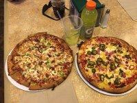 Curry Village Pizza Patio, Yosemite National Park ...