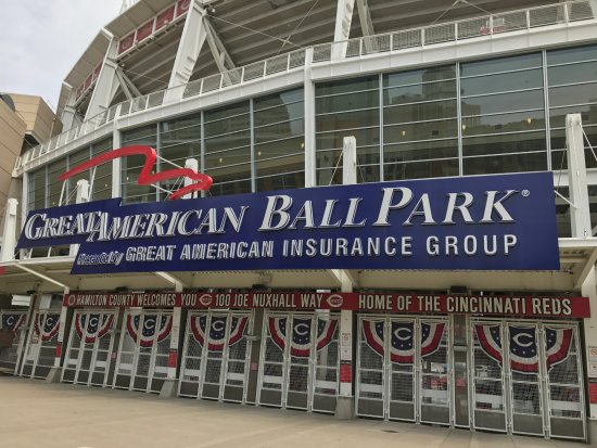 Great American Ball Park Picture Of Great American Ball Park Cincinnati TripAdvisor