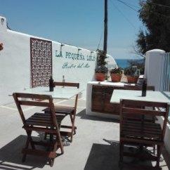 Folding Chair Lulu Rocking Tractor Supply La Pequena Picture Of Los Canos De Meca