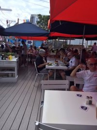 Patio American Grill, Provincetown - Omdmen om ...