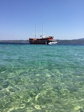 Megali Ammos beach (Ammouliani) - All You Need to Know ...