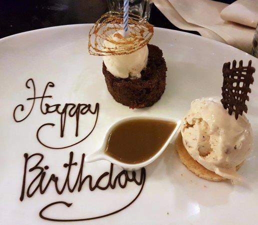 happy birthday desert sticky