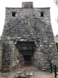 Bonawe Historic Iron Furnace (Taynuilt, Skottland) - omdmen