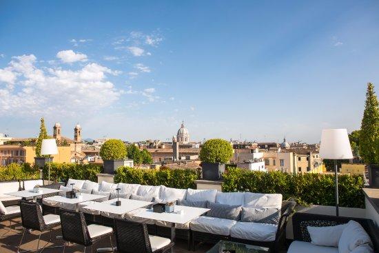 Acquaroof Terrazza Molinari Roma  Centro  Menu Prezzo Ristorante Recensioni  Prenotazioni