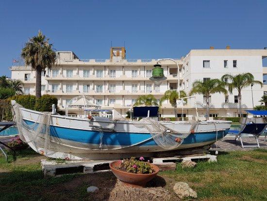 entrada  Bild von Club Hotel Kennedy Roccella Ionica