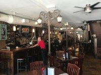 The Gas Lamp Grille, Newport
