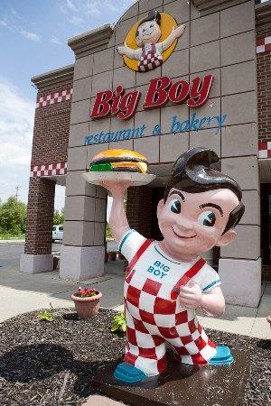 big boys restaurant mascot