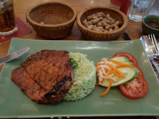 Lunch Menu District 158