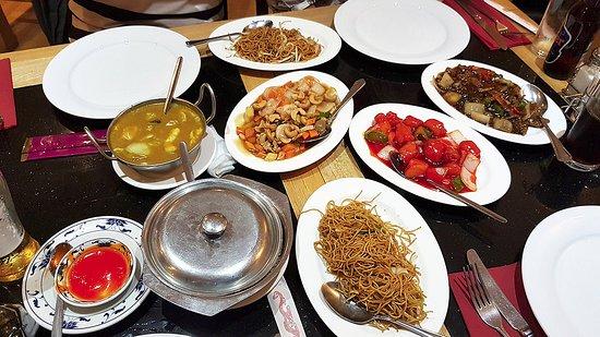 Oriental Kitchen Diner, Thornton Cleveleys  Restaurant