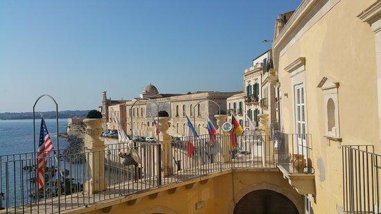 Vista Dalla Camera Picture Of Royal Maniace Hotel
