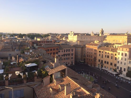 Piazza Navona  Picture of Terrazza Borromini Rome  TripAdvisor