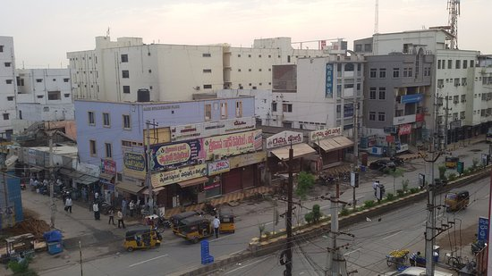 Hotel Central Park Updated 2019 Prices Reviews Ongole