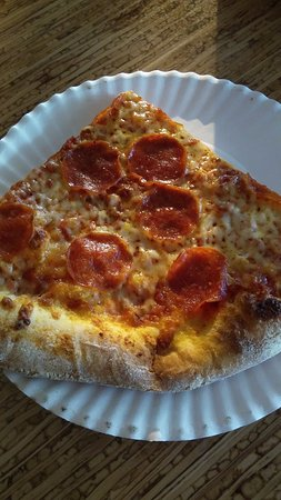 pepperoni pizza done right