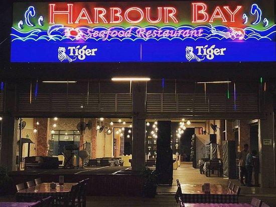 Harbour Bay Seafood Restaurant Batu Ampar Restaurant