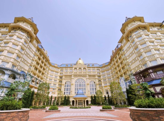 Tokyo Disneyland Hotel Updated 2019 Prices Reviews