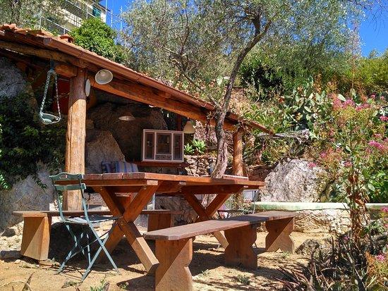 Cucina esterna  Foto di La Fattoria di Nonna Eugenia