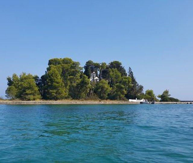Mouse Island Pontikonisi