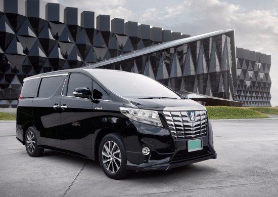 all new alphard hybrid jual bumper grand veloz toyota picture of phuket luxury transfers