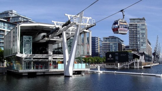 wheelchair emirates baby chairs and pushchair accessible picture of air line cable car royal docks