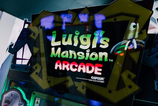 luigi s mansion game