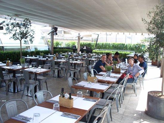 terrazza  Foto di La Rinascente Food and Restaurant