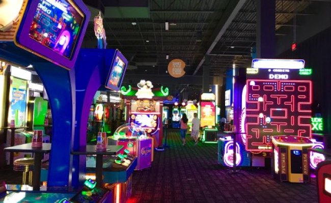 Photo0 Jpg Picture Of Dave Busters Myrtle Beach