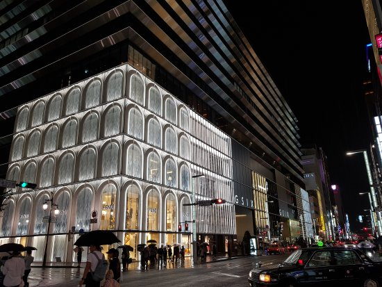 I Love Ginza Six Review Of Ginza Six Chuo Japan