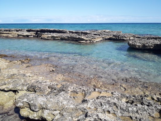 piscina naturale  Picture of Baia dei Turchi Otranto  TripAdvisor