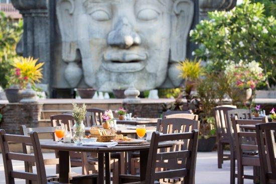 Breakfast Picture Of Phuket Orchid Resort Spa Karon