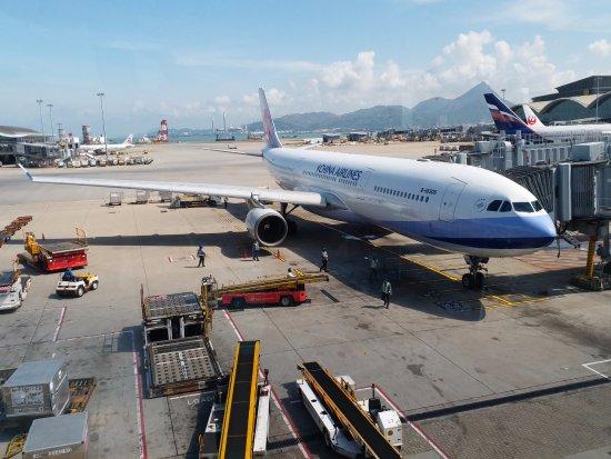 首次乘坐華航的航機A330-300 - 中華航空的圖片 - Tripadvisor