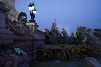 Subdued Lighting: fotografa de Monument aux Girondins ...