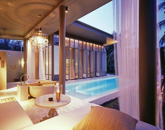Sala Pool Villa Made Me The Romantic Time Review Of Sala