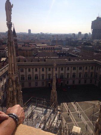 photo2.jpg - 米蘭多姆大教堂屋頂觀景臺的圖片 - TripAdvisor