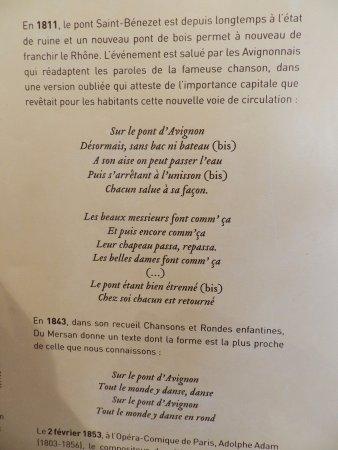 Paroles Sur Le Pont D Avignon : paroles, avignon, Tripadvisor, Origine, Paroles, Chanson, صورة, Pont, Saint-Bénézet, (Pont, D'Avignon)،, أفينيون