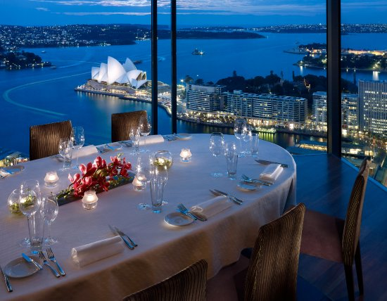 The place is nicely furnished, the lights are dimmed, the waitress are friendly. Altitude Restaurant Sydney Ulasan Restoran Tripadvisor