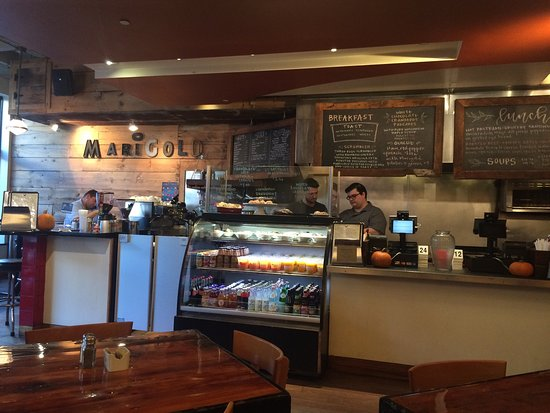 Marigold Kitchen Madison  Omdmen om restauranger
