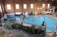 Badelandet - Bild von Van der Valk Resort Linstow, Linstow ...