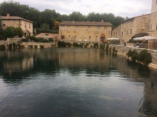 Foto di Bagno Vignoni  Foto di Bagno Vignoni Provincia