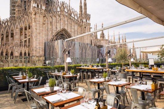 Obica Mozzarella Bar  Duomo Mailand  Centro Storico  Restaurant Bewertungen Telefonnummer