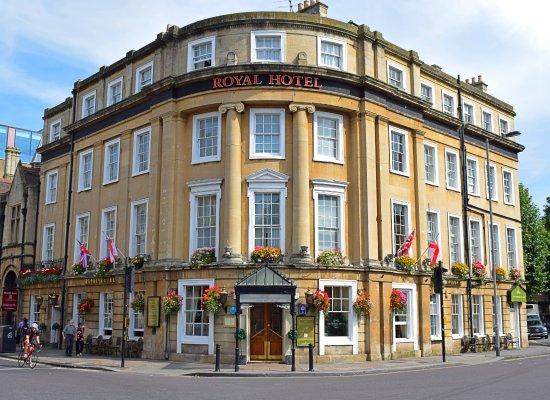 Uk Baltic Trip Review Of Royal Hotel Bath United