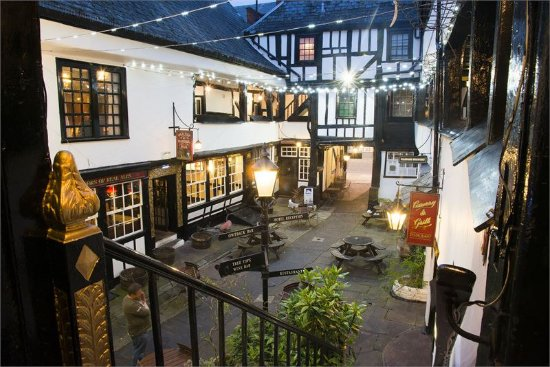 Loved It Review Of The New Inn Gloucester England