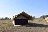 Tent - Bild von Serengeti Tortilis Camp, Serengeti ...