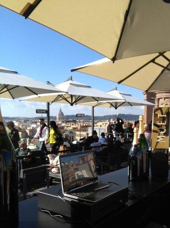 La terrazza  Foto di Rinascente Roma Roma  TripAdvisor